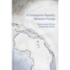 A Contemporary Repertory - Meditative Provings