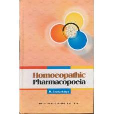 Homoeopathic Pharmacopoeia