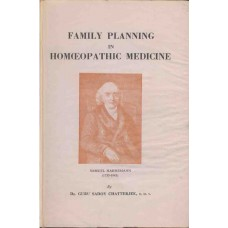 Family Planning in Homoeopathic Medicine