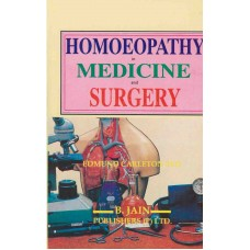 Homoeopathy in Medicine and Surgery