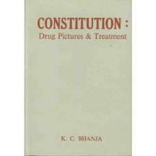 Constitution, Drug Pictures and Treatment