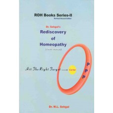 Rediscovery of Homoeopathy Vol 2
