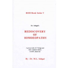 Rediscovery of Homoeopathy Vol 5