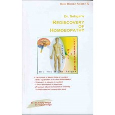 Rediscovery of Homoeopathy - Vol 10