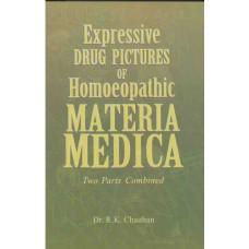 Expressive Drug Pictures of Materia Medica