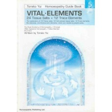 Vital Elements - 24 Tissue Salts & 12 Trace Elements