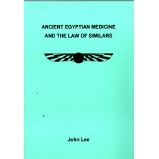 Ancient Egyptian Medicine and the Law of Similars