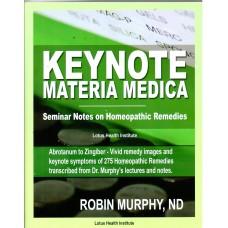 Keynote Materia Medica - Murphy