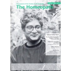 The Homeopath Journal 1998- 2002
