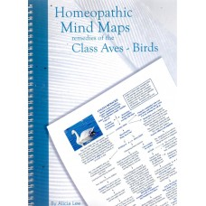 Homeopathic Mind Maps - Birds