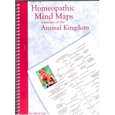 Homeopathic Mind Maps - Remedies of the Animal Kingdom (8th Edition)