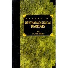 Manual of Opthalmological Disorders