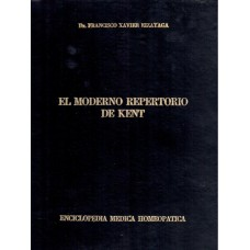El Moderno Repertorio de Kent (signed by Eizayaga)