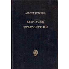 Klinische Homoopathie