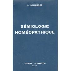 Semiologie Homeopathique