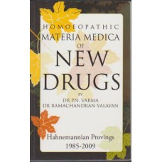 Homoeopathic Materia Medica of New Drugs