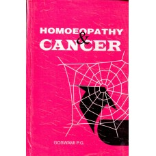 Homoeopathy and Cancer