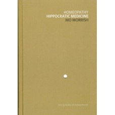 Homeopathy - Hippocratic Medicine