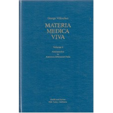 Materia Medica Viva - (Vithoulkas)  Volume 1 (Secondhand)