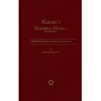 Nature's Materia Medica  4th Edition (Murphy)