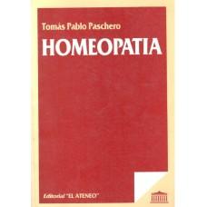 Homeopatia  (Paschero)  Argentinian paperback