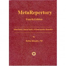 MetaRepertory - Mind-Body-Clinical Index of Homeopathic Remedies