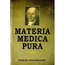 Materia Medica Pura (2 volumes)