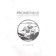 Prometheus No 11 (Dec 1999)