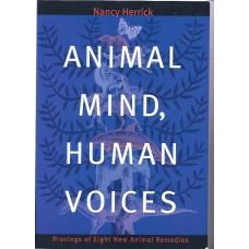Animal Mind, Human Voices