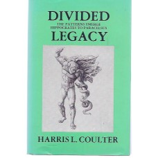 Divided Legacy Volume 1 (hardback only)