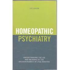 Homeopathic Psychiatry
