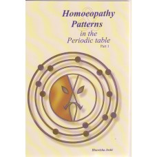 Homoeopathy Patterns in the Periodic Table