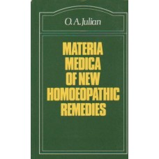 Materia Medica of New Homeopathic Remedies (British)
