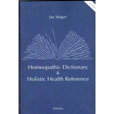 Yasgur's Homeopathic Dictionary  (2015 edition)